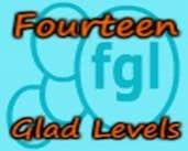 Play Fourteen Glad Levels
