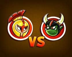 Play Spartans vs Goblins