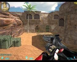 Play HalfLife + Dust2