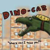Play Dino-Cab (Ludum Dare edition)
