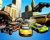 Play Downtown Drift 3D
