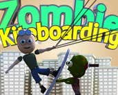 Play ZombieKiteboarding