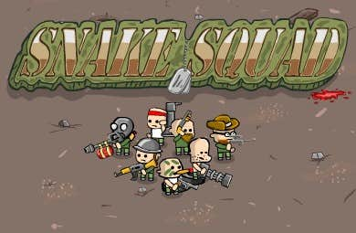 Play Snake Squad