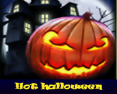 Play Hot halloween 5 Differences
