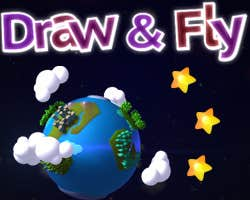 Play draw&fly