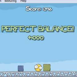 Play Yellow Balancer