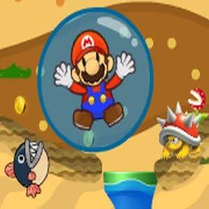 Play Mario Bubble Escape
