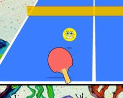 Play Table Tennis Spongebob