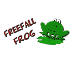 Play Freefall Frog