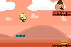Play Spongebob Kill Terrorist