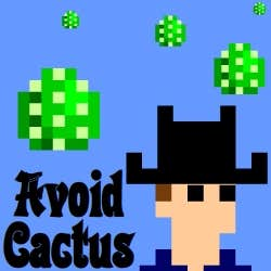 Play Avoid Cactus