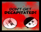 Play Don't Get Decapitated
