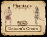 Play Phantasia: Unicorn Crown