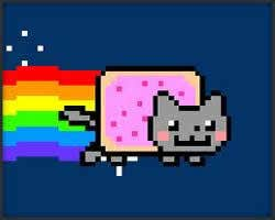 Play Nyan Fighter
