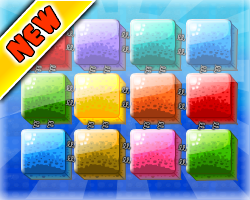 Play Sliding Cubes Levels Pack