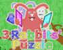 Play 3 Rabbits' Puzzle