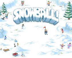 Play Snowball!