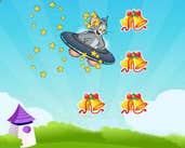 Play Tom Christmas Flying
