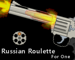 Play Russian Roulette For One