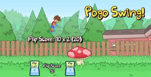 Play Pogo Swing