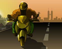 Play Mat Rempit : The Chase