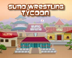 Play Sumo Wrestling Tycoon