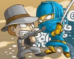 Play Ninja Mafia War