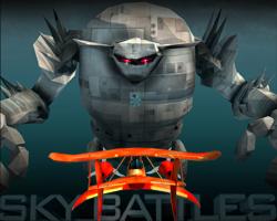 Play Sky Battles Beta