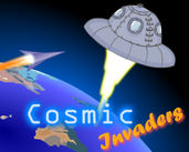 Play Cosmic Invaders