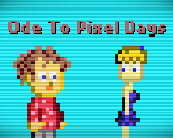 Play Ode To Pixel Days