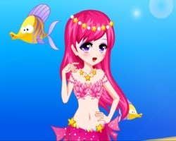 Play The Prettiest Mermaid