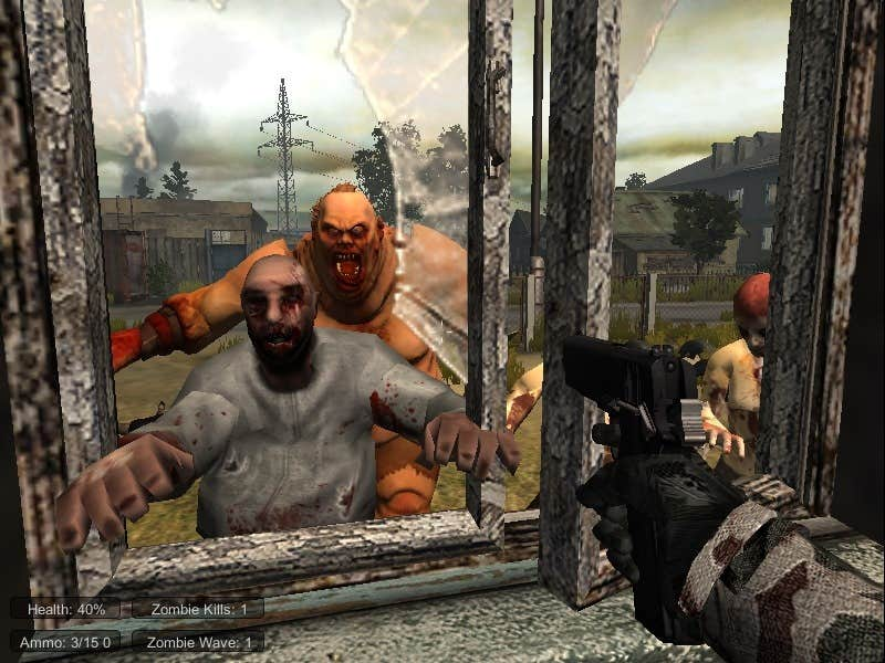 Play ZombieWarz