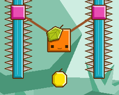 Play Orange Gravity 2 Level Pack