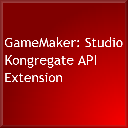 Play KongregateAPI Extension Demo for GameMaker:Studio