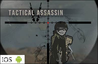 Play Tactical Assassin Mobile