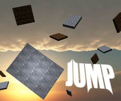 Play JUMP Parts 1, 2, and 3 (Alpha)