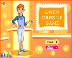 Play Gwen DressUp