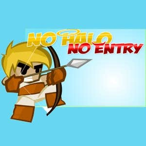 Play No Halo No Entry