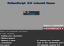 Play How to make your own game with actionscript 2.0