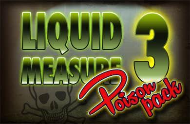 Play Liquid Measure 3 Poison Pack