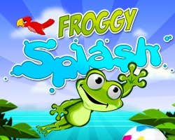 Play Froggy Splash
