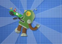 Play CarsVsRobots
