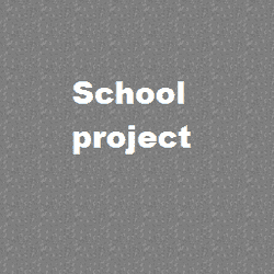 Play School project (my first game)