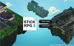 Play Stick Rpg New