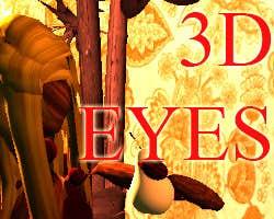 Play 3D eyes - Kitchen