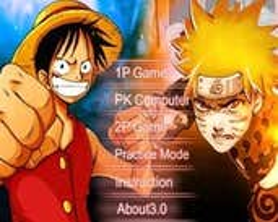Play One Piece VS Naruto