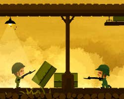 Play Mini Commando