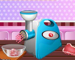 Play Super Burger Making