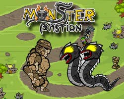 Play Monster Bastion