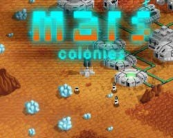 Play Mars Colonies Demo